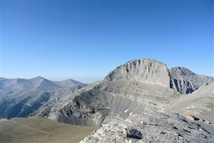 Μαραθώνιος στις βουνοκορφές του Ολύμπου
