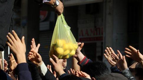 Πάνω από 160.000 οικογένειες στο πρόγραμμα δωρεάν διανομής τροφίμων