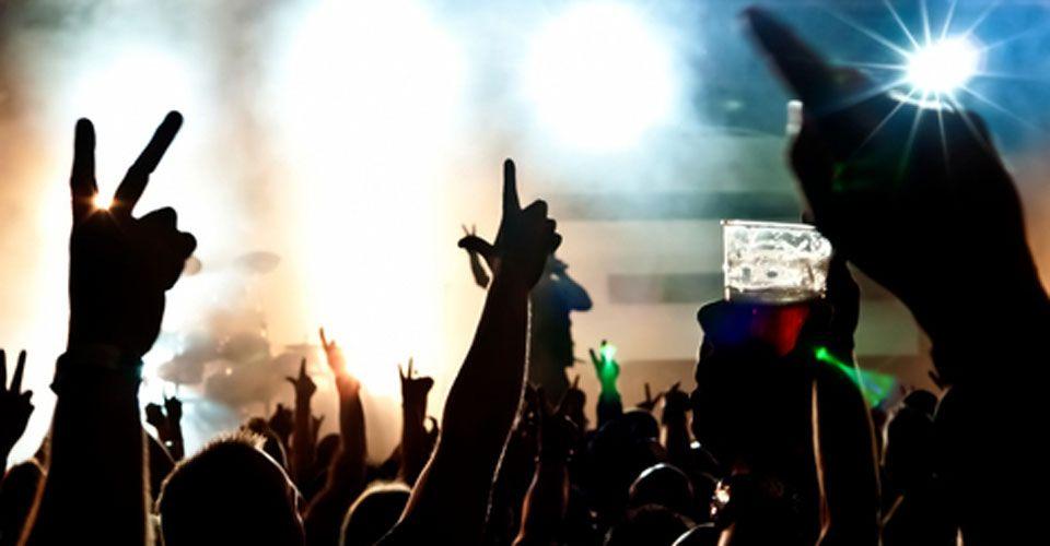 Συναυλία από μπάντα φοιτητών