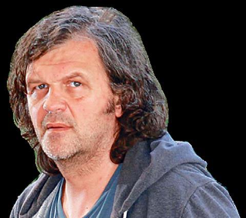 Τραυματίστηκε σε τροχαίο ο γιος του Σέρβου σκηνοθέτη Εμίρ Κουστουρίτσα