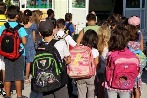 Στις 11 Σεπτεμβρίου ο αγιασμός στα σχολεία