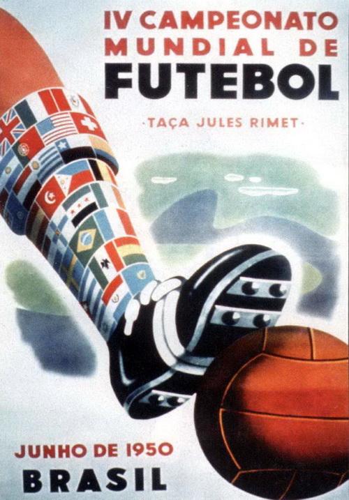 Γρηγόρης Καρταπάνης: Το Παγκόσμιο Κύπελλο στη Βραζιλία το 1950 (μέρος Α)