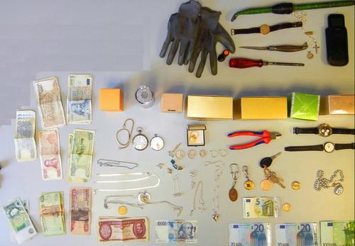Λάρισα: Σύλληψη 62χρονου για παράνομη οπλοκατοχή