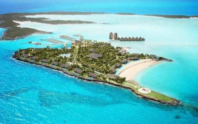 Σταρ με ιδιωτικά νησιά. Μεγαλεία…