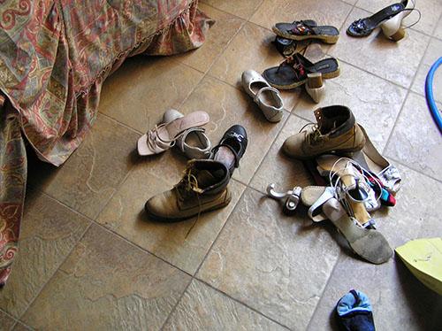 Διάρρηξη στη «Διακονία» με λεία τα ρούχα των άπορων!