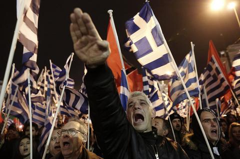 Αυστρία: Οι νεοναζιστές της Ελλάδας παραμένουν στο προσκήνιο