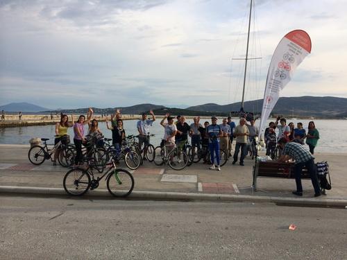 Ολοκληρώθηκαν με επιτυχία οι ποδηλατοβόλτες ενημέρωσης για τη Θαλασσαιμία