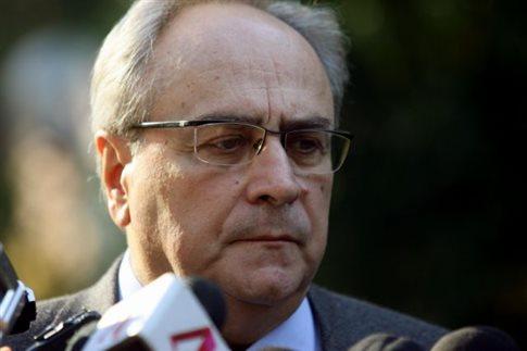 Ο Ν. Κωνσταντόπουλος διαψεύδει σενάρια υποψηφιότητας για την Προεδρία