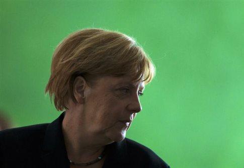 Μέρκελ: Δεν χρειάζεται να τροποποιηθεί το Σύμφωνο Σταθερότητας