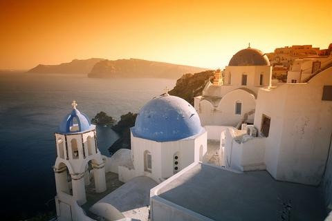 National Geographic: Το ηλιοβασίλεμα στη Σαντορίνη στα 10 καλύτερα στον κόσμο