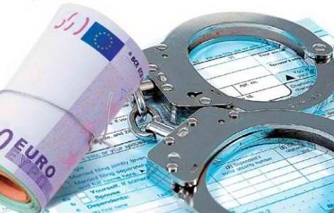Λάρισα: Συλλήψεις δυο μελών εταιρείας για μη καταβολή οφειλών στο Δημόσιο