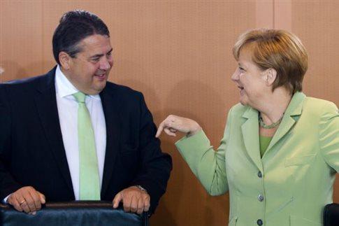 Συμφωνία Μέρκελ-SPD για Γιούνκερ στην Κομισιόν, Σουλτς στην Ευρωβουλή