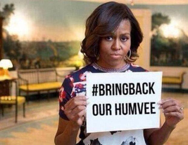 Οι τζιχαντιστές της ISIS ειρωνεύονται την Μισέλ Ομπάμα
