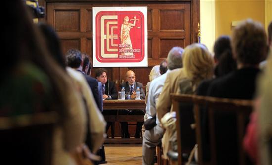 Καταστατική συνέλευση της Ενωσης Εισαγγελέων Ελλάδος στο Βόλο