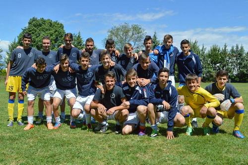 Πρωταθλητές οι Παίδες της Νίκης Βόλου στο τουρνουά του Μαραθώνα