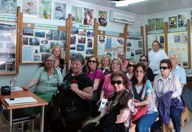 Πλούσιες δράσεις στην Κερασιά από το Κέντρο ορχιδέας και το Κέντρο Ενημέρωσης Β. Πηλίου