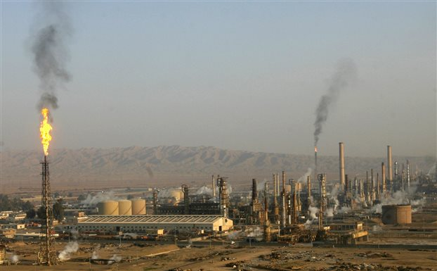 Ιράκ: Πλήρης έλεγχος του διυλιστηρίου Μπαϊτζί από τους τζιχαντιστές