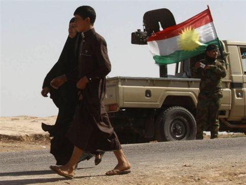 Για «ανεξαρτητοποίηση» του ιρακινού Κουρδιστάν μιλά ο ηγέτης του