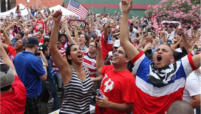 Οι Αμερικανοί βλέπουν περισσότερο Μουντιάλ απ' ό,τι μπέιζμπολ και μπάσκετ!