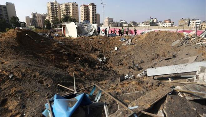 Νέες αεροπορικές επιδρομές του Ισραήλ στη Γάζα