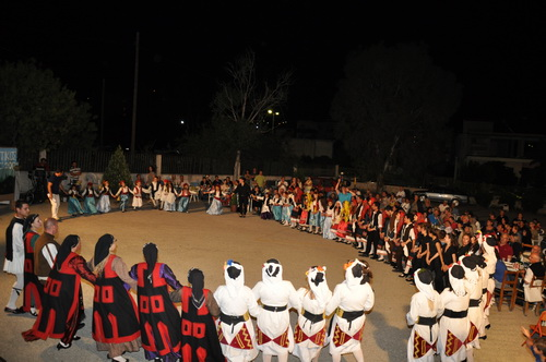 Παραδοσιακή βραδιά Πολιτιστικού και Αθλητικού Συλλόγου «Η Νέα Αγχίαλος»