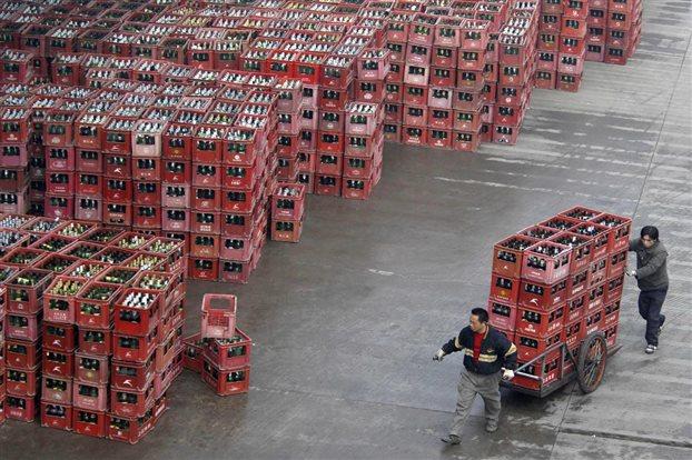 Βουτιά 20% των εξαγωγών τον Απρίλιο