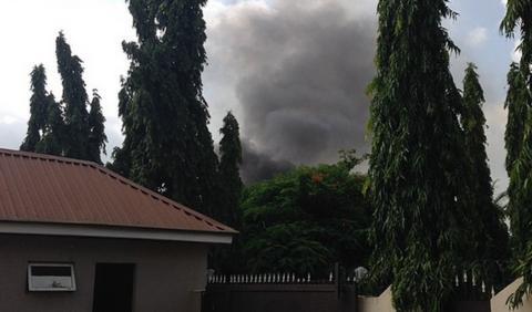 Νιγηρία: Ισχυρή έκρηξη σε εμπορικό κέντρο - Φόβοι για πολλούς νεκρούς