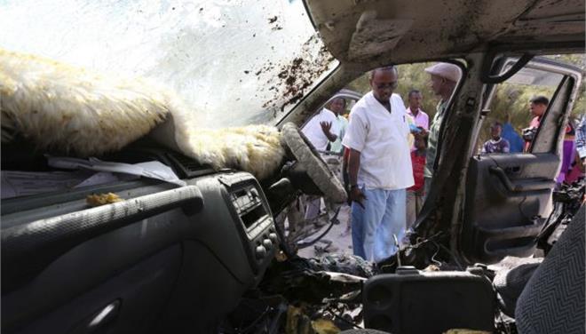 Επίθεση ισλαμιστών σε ξενοδοχείο στη Σομαλία