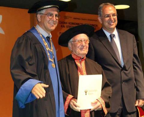 Κύπρος: 86χρονος αποφοίτησε με άριστα από την Φιλοσοφική