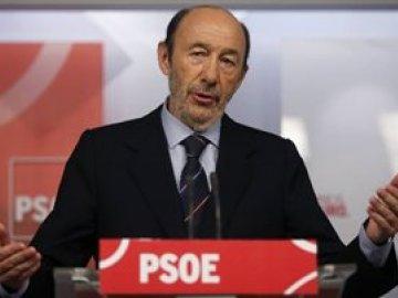Εγκαταλείπει την πολιτική ο αρχηγός των ισπανών σοσιαλιστών