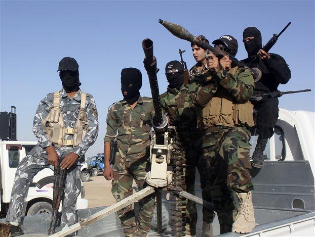 Ιράκ: Επιχείρηση για ανάκτηση του Τικρίτ με κατάρριψη ελικοπτέρου