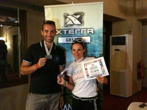 Βολιωτικές πρωτιές στο Xterra Greece Championship