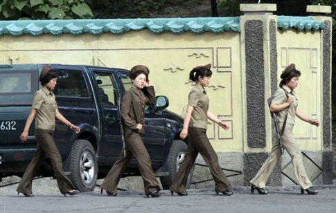 H Βόρειος Κορέα θα δικάσει δύο αμερικανούς τουρίστες