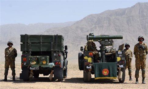 Χερσαία επιχείρηση του Πακιστάν εναντίον των Ταλιμπάν