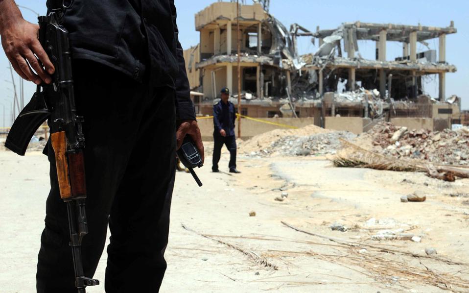 Διπλή βομβιστική επίθεση στο Κάιρο