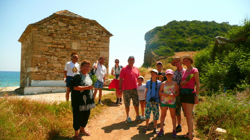 Εναλλακτικές δράσεις για τουρίστες