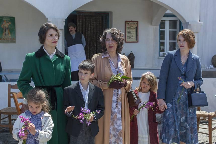 Προβολή ταινίας «Μικρά Αγγλία» στην Εξωραϊστική