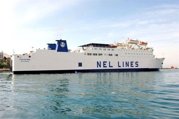 Η ΝEL Lines πρέπει να αντικαταστήσει τα πλοία προς Λήμνο