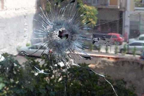 Ανάληψη ευθύνης για τις σφαίρες στο ΠΑΣΟΚ