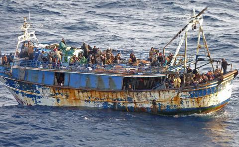 Δεκάδες παράτυποι μετανάστες σε Φαρμακονήσι, Χίο, Σύμη και Λέσβο