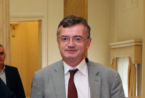 Την προστασία των Ελλήνων της Ουκρανίας ζητά ο Γεροντόπουλος