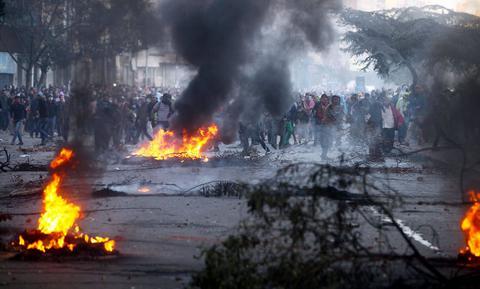 Αίγυπτος: Τρεις νεκροί από έκρηξη σε σπίτι με βόμβες