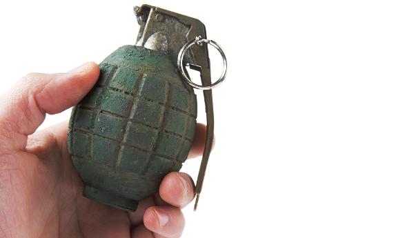 Εξουδετερώθηκε χειροβομβίδα που βρέθηκε σε χωράφι στην Πρώτη Σερρών