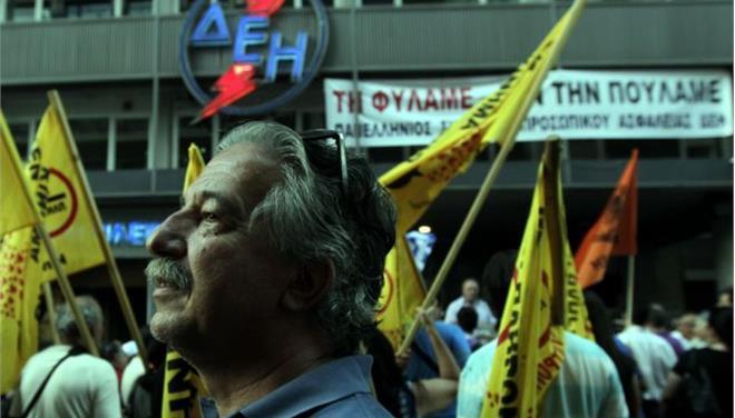Επιστρέφουν στα πόστα τους οι εργαζόμενοι της ΔΕΗ στη δυτική Μακεδονία