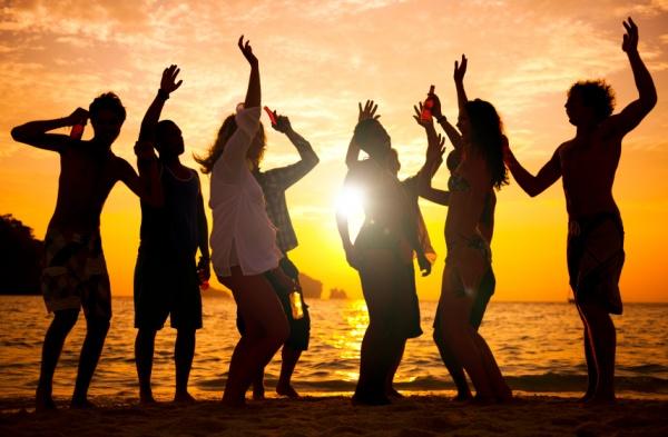 Beach Party στο Αχίλλειο Αλμυρού