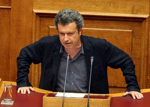 Τατσόπουλος: Η ηλιθιότητα ήταν μονόδρομος για τον Διαμαντόπουλο