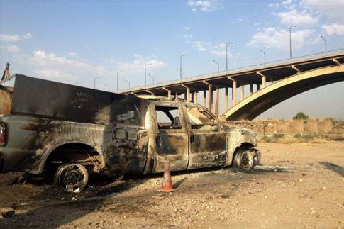 Ιράκ: Επιβεβαιώνεται η κατάληψη παλιάς μονάδας χημικών από τους τζιχαντιστές