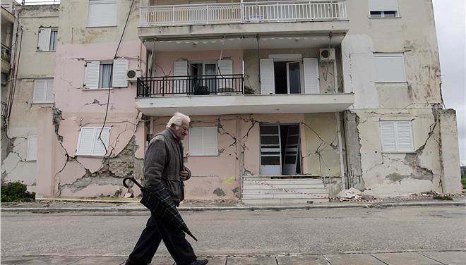 Τουλάχιστον 200 σπίτια πρέπει να κατεδαφιστούν στην Κεφαλονιά λόγω του σεισμού