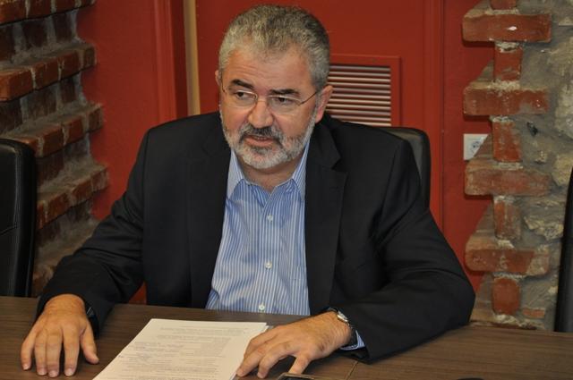 Ο Γ. Πετράκος νέος Πρύτανης στο Πανεπιστήμιο Θεσσαλίας