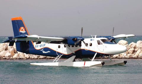Από Οκτώβριο οι κρατήσεις θέσεων για πτήσεις με υδροπλάνα
